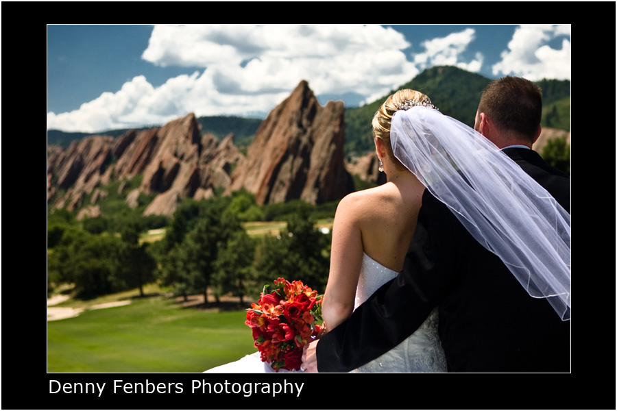 Wedding Photography at Arrowhead Golf Club