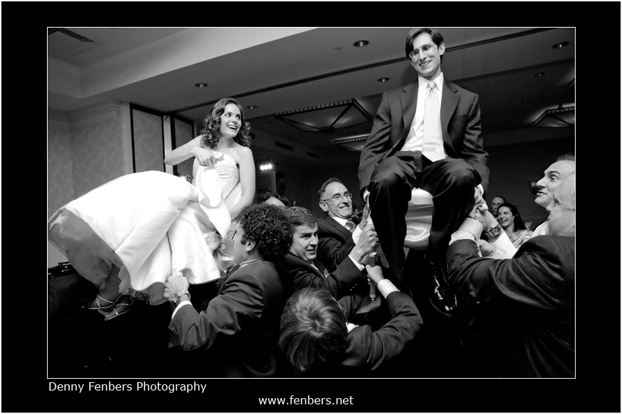 Jewish Wedding Reception at the JW Marriott