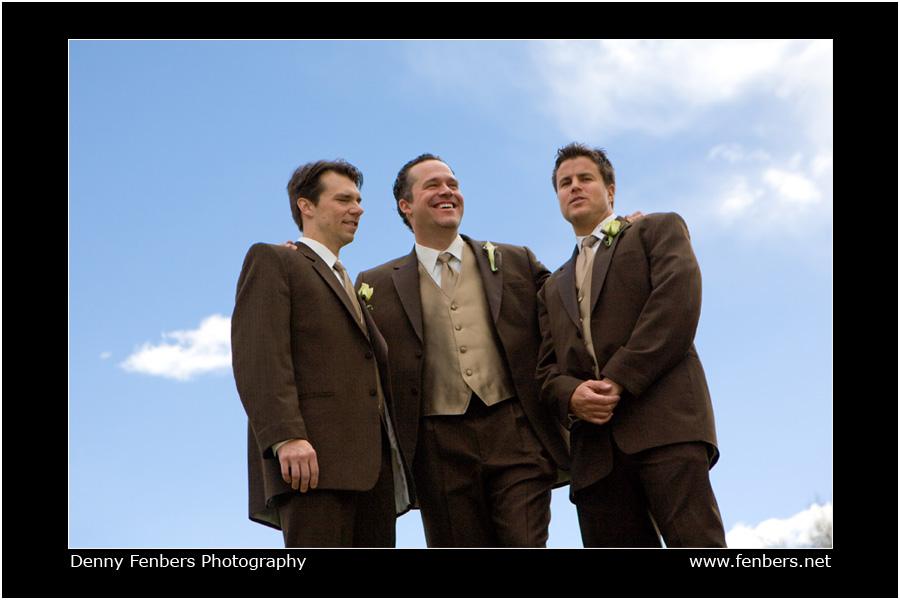 Portrait of the Guys, Vail-Beaver Creek