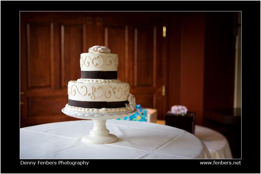 Cake at the Beaver Creek Lodge