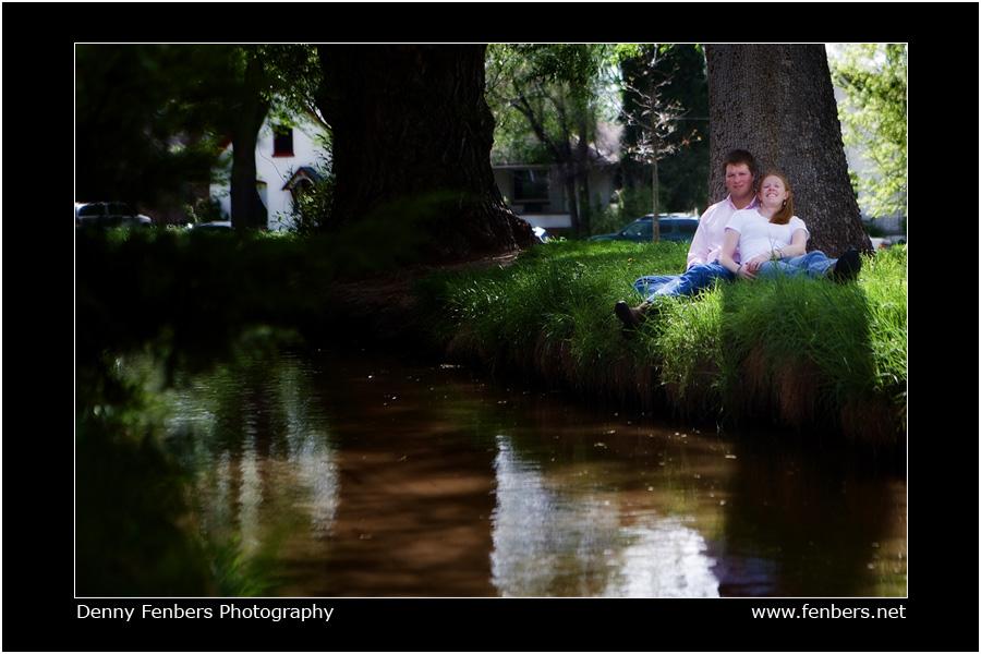 Washington Park Engagement Photos