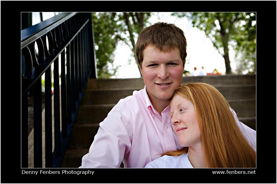 Denver Engagement Portrait