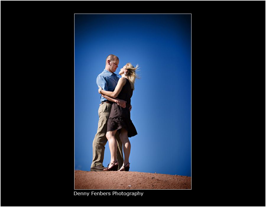 Engagement Embrace - South Valley Park