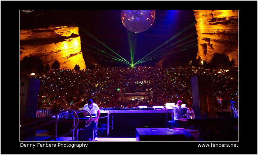 Global Dance Festival 2009 - Red Rocks
