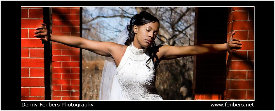 Fashion Bridal Portrait of Denee